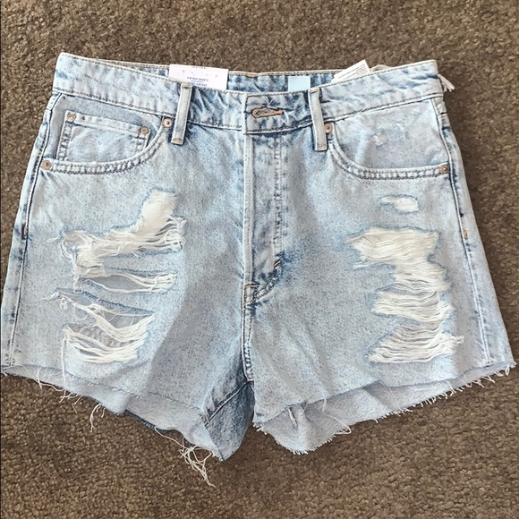 Brand new H&M jean shorts!